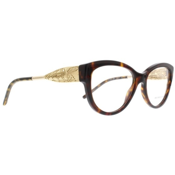 3f520dc72432 Burberry Eyeglasses Dark Havana w Demo Lens